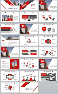 23+ advanced Business Report Powerpoint Templates | PowerPoint Templates and Keynote Templates