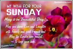 sunday morning blessings with flowers - Google Search