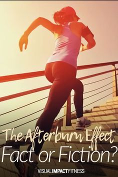 The afterburning effect is an idea that has been around for decades. The claim is that you can burn more fat hours post exercise by increasing your heart rate with something like interval training. But does it really work and if so, how much do you need to increase your heart rate in order to get significant results? Here's some information on this popular fitness trend and what we know about its effectiveness.