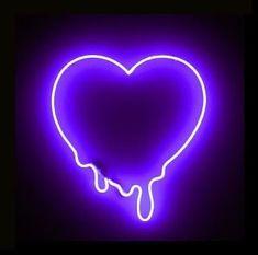 Violet Aesthetic, Dark Purple Aesthetic, Neon Aesthetic, Purple Aesthetic Background, Dark Purple Background, Background Vintage, Aesthetic Collage, Purple Wallpaper Phone, Heart Wallpaper