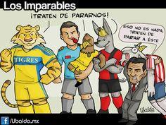 ¡Los Imparables!