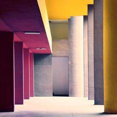 Geometrie by Lorenzo Morandi, via Behance