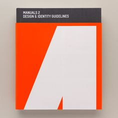 manuals 2: design & identity guidelines by unit editions