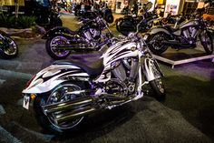 Awesome Victory Motorcycle!