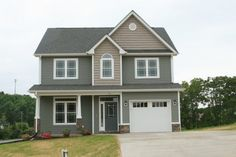 Waynesboro, VA Oaktree Builders is building this Landon model home in charming Evershire neighborhood. Time to make your own selections. Home features large family room, covered front porch, breakfast bar, master suite with WIC, double sinks. Appliances include microwave, range and dishwasher.