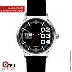 Mostrar detalhes para Relógio de pulso OTR DIEL 0003