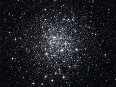 Picture of a star cluster