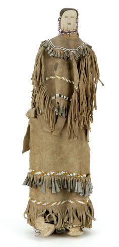 Native American Apache Doll