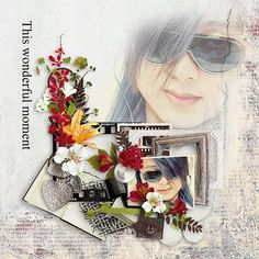 "Follow your Heart 2 by MLDesign _ page kit _ ""capture with love"" _ page Olivia"