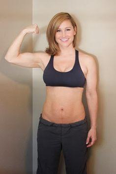 Jamie Eason Post Baby Body! She is so inspiring!
