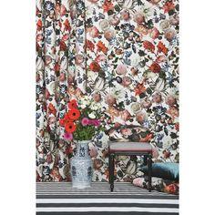 Apelt Merian Modern Vintage Curtain Panel & Reviews | Wayfair UK