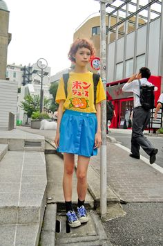 RID SNAP | Street snap Molly (professional student)