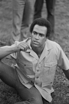 What is the Black Panther Party?: Huey P. Newton, 1970