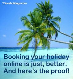 We firmly believe that the future of holiday booking is online. Find out our reasons here! Best Resorts, Hotels And Resorts, Holiday Booking, Why Book, Next Holiday, Animal Wallpaper, Beach Pictures, Ocean Beach, Us Travel