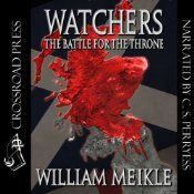 It is 1745. The forces of the Boy-King have decimated Milecastle. The Thane is dead, another chosen, and Mary Campbell has been taken by the Boy-King as his unholy bride. The town is a scene of carnage and the Watchers have failed…but they may yet have a chance at redemption. Can Martin be a leader to his people in their time of need?