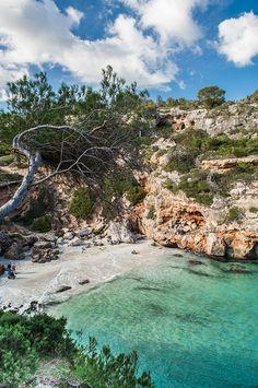 Calo des Moro, Ibiza , Spain