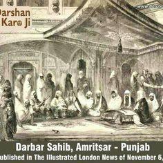 Sachkhand Sri Harmandir Sahib Ji, Amritsar