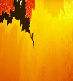 """Untitled"", by Clyfford Still (1957)"