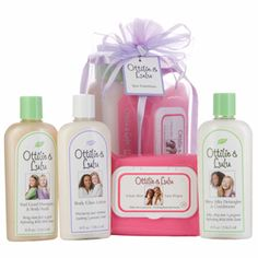 Tween skin care! Ottilie and Lulu Spa Essentials Gift Set at DermStore