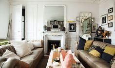 Parisian home