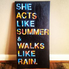 Quoted Canvas by ArtworkByAutumn on Etsy, $15.00