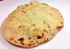 homemade-Tandoori Roti
