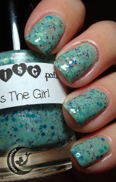 Trelly's M.I.S.C Kiss the Girl  3 coats alone. Nails.
