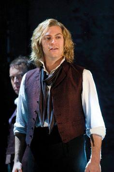 Jon Robyns (Enjolras) #theatre #lesmis #musicals www.lesmis.com