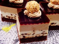 Pro milovníky dobré kávy a čokoládové chuti. Vypadá fantasticky a stejně dobře i chutná. Mňamka!