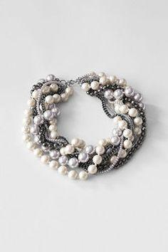 Women's Gala Multi Strand Necklace on shopstyle.com