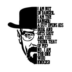 Free shipping 2016 new style  PVC sticker waterproof UV proof ,breaking bad,Walter white GLINGIRD