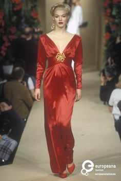 Yves Saint Laurent, Spring-Summer 1997, Couture