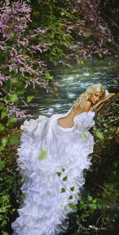 Image Beautiful, Beautiful Romantic Pictures, Good Morning Beautiful Images, Cute Love Images, Beautiful Photos Of Nature, Beautiful Fantasy Art, Beautiful Nature Wallpaper, Beautiful Fairies, Gif Animated Images