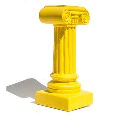Greek Pop Souvenirs! Candle holder, Inspiration Acropolis