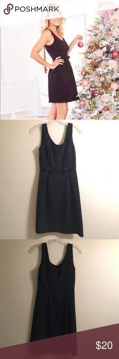 LC Lauren Conrad Black Dress with Bows Cute LC Lauren Conrad cocktail dress with bows, size 2. Worn once for a holiday party! I offer 15% off on bundles and have a BOGO deal. Make me an offer! LC Lauren Conrad Dresses Mini