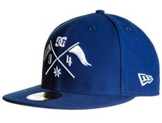 DC SHOES x NEW ERA「Kickturn」59Fifty Fitted Baseball Cap