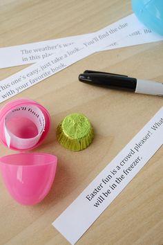 Easter Egg Scavenger Hunt | Storypiece.net