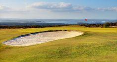 En golfroadtrip i Storbritannien och Irland: Från Aberdeen, Skottland till Newcastle och Irland.