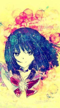 Sailor Saturn / セーラーサターン by さや on pixiv