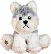Webkinz Plush Husky Dog. You look like pepper.