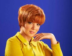 Sheridan Smith as Cilla Black in the 2014 ITV series Cilla. Her performance as the tough but sweet Cilla has been roundly praised.