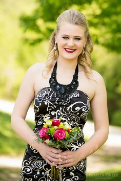 Chattanooga Prom Photo Session | Pamela Greer Photography