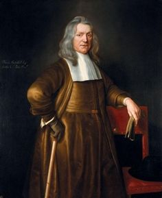 Samuel van Hoogstraten - Portrait of Thomas Knatchbull