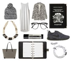 """preparation"" by portia-clementine ❤ liked on Polyvore featuring Topman, NIKE, BLACK CRANE, Diane Von Furstenberg, Banana Republic, Vero Moda, Illesteva, Aspinal of London, Mulberry and Urbanears"