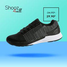 Μαύρα με γκρι λεπτομέρειες αθλητικά παπούτσια ανδρικά για κάθε αθλητική σας δραστηριότητα. Ελαφριά, με αίσθηση άνεσης χάρη στο ύφασμα mesh και τη σόλα phylon που διαθέτουν. http://www.shooz4all.com/el/andrika-papoutsia/athlitika-papoutsia-mavra-me-gri-m8665-detail #shooz4all #athlitika #andrika