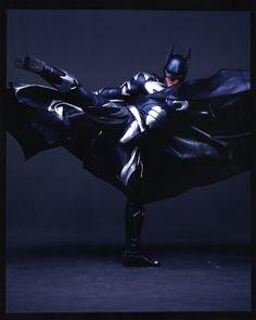 Batman & Robin - Promo shot of George Clooney Batman And Robin Movie, Batman Family, Batman 1966, Batman And Superman, Batman Stuff, Gotham Tv, Batman Cosplay, Batman Universe, Movies