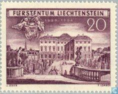Liechtenstein - Schellenberg 1949