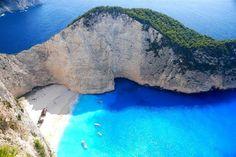 Island of Zante, Greece