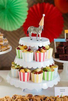 Eine lustige Zirkus Party zum Geburtstag feiern - Ideen für Deko, Snacks, Kostüme & Spiele
