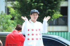 Monsta X Jooheon || ©honey steez ϟ do not edit or crop logo.